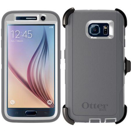 OtterBox Galaxy S6 Defender Glacier