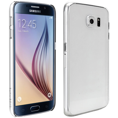 Case-Mate Galaxy S6 Barely There Clear