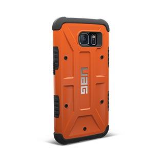 UAG Galaxy S6 Outland Rust/Black