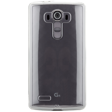 Case-Mate LG G4 Naked Tough Clear w/Clear Bumper