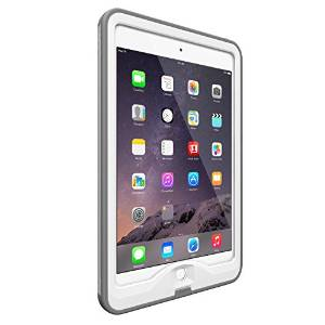 Lifeproof iPad Mini 1/2/3 Nuud White/Grey