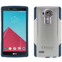 OtterBox LG G4 Commuter Grey/Blue (Casual Blue)
