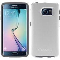 OtterBox Galaxy S6 Edge Symmetry White/Grey Glacier
