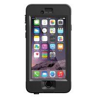 Lifeproof iPhone 6 Nuud Clear/Black