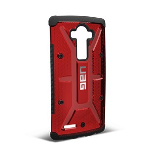 UAG LG G4 Magma Red/Black
