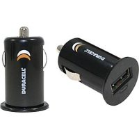 Duracell Wall Charger 1Amp Mini USB Black