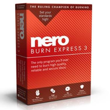 Nero Burn Express 3 (BIL)