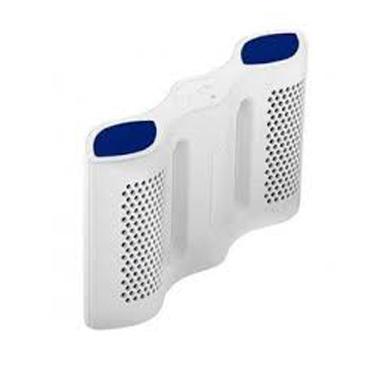 Nyne Aqua Bluetooth 4.0 WtrPrf Submersible Speaker White/Blue