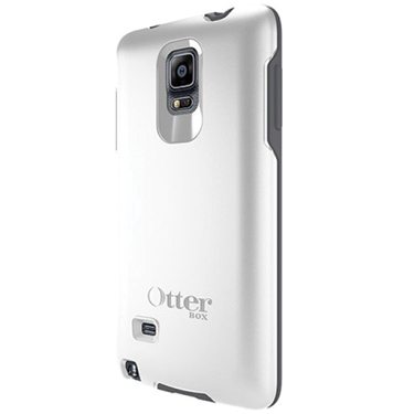 OtterBox Galaxy Note 4 Symmetry White/Grey