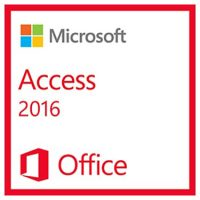 Microsoft Access 2016 Digital Codekey