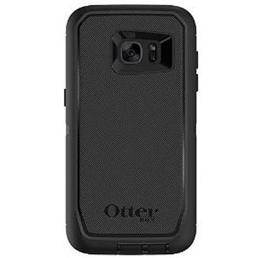 OtterBox Galaxy S7 Edge Defender Black
