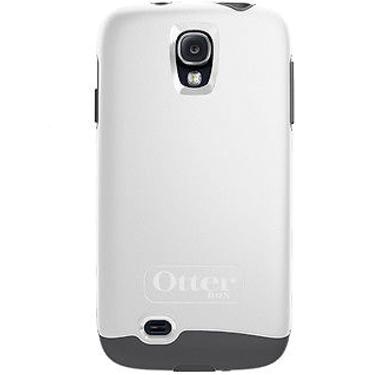 OtterBox Galaxy S4 Symmetry Glacier Grey White