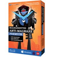 Malwarebytes Premium v3 3-User 1 Year BIL