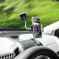 Bracketron Smartphone TekGrip Windshield Mount