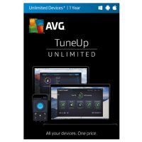 AVG 2017 Tune Up Unlimited Devices 1-Year BIL