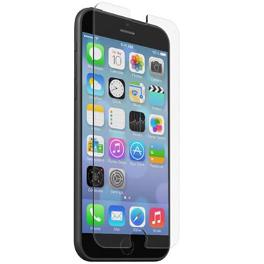 Nitro iPhone 6+/6S+ Tempered Glass Clear Case-Friendly