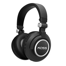 Koss Headphone BT540i Bluetooth Black Silver