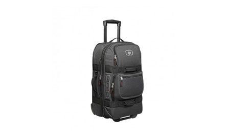 Ogio Luggage Layover Stealth Black Pindot