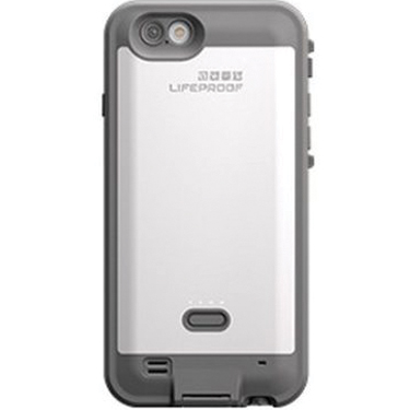 Lifeproof iPhone 6/6S Fre Power White/Grey Avalanche