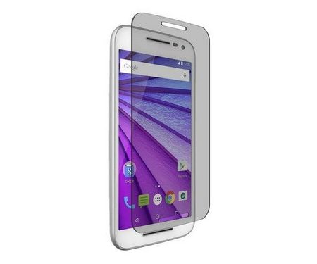 Nitro Moto G 2015 Tempered Glass Clear