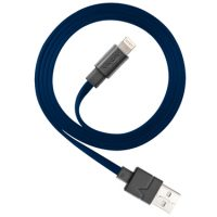 Ventev Charge & Sync Lightning Cable 3.3ft Navy MFI