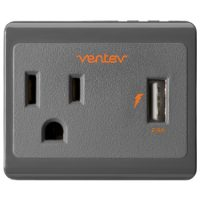 Ventev Wall Charging Hub 200 2.4A USB-A Port 12W