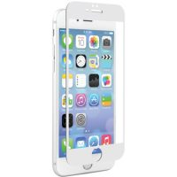 Nitro iPhone 6/7/8 Series Tempered Glass Silver Bezel