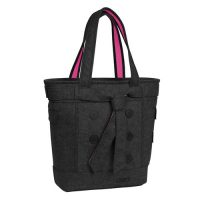 Ogio Women Tote Hamptons 15in Dark Gray Felt