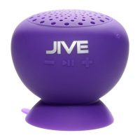 Lyrix Jive Water Resistant Wireless Speaker Purple