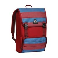 Ogio Backpack Ruck 20 17in Biggie Stripe Red/Blue