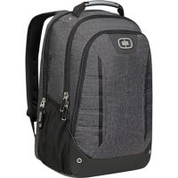 Ogio Backpack Circuit Pack 17in Dark Static