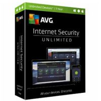 AVG 2017 Internet Security Unlimited Devices BIL