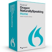 Dragon Naturally Speaking Home v13 English