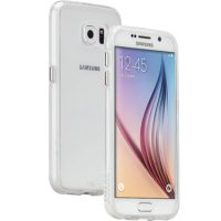 Case-Mate Galaxy S6 Naked Tough Clear w/bumper