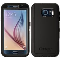 OtterBox Galaxy S6 Defender Black