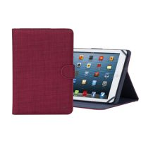 RivaCase Universal 10.1in Tablet Case Biscayne 3317 Red