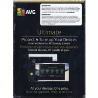 AVG Ultimate Protection Unlimited Device OEM PKC BIL