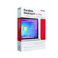 Parallels Desktop  6 for Mac English