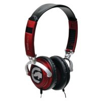 Ecko Motion Noise Reduction Headphone Red/Silver