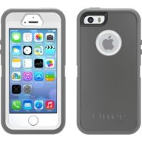 OtterBox iPhone 5/5S/SE Defender Grey/White Glacier