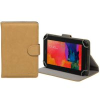 RivaCase Universal Tablet Case 7in Orly 3012 Beige