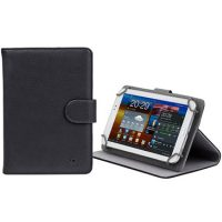 RivaCase Universal Tablet Case 7in Orly 3012 Black