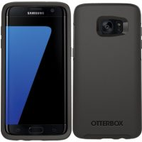 OtterBox Galaxy S7 Edge Symmetry Black