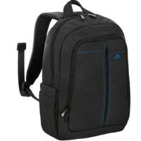 RivaCase Laptop Canvas Backpack 15.6in 7560 Black