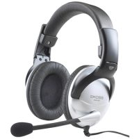 Koss Headphone SB45 On Ear w/Mic Passive Noise Cancelling
