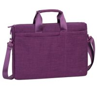 RivaCase Laptop Bag 15.6in Biscayne 8335 Purple