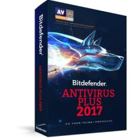 Bitdefender Antivirus Plus 2017 1-User 1Yr BIL