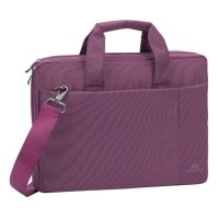 RivaCase 13.3in Laptop Bag Central Purple 8221