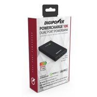Digipower 10k mAh PowerCharge Dual Port Micro & Type C USB