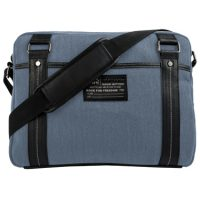 Buffalo Messenger Bag 15.6in Robinson Denim Blue